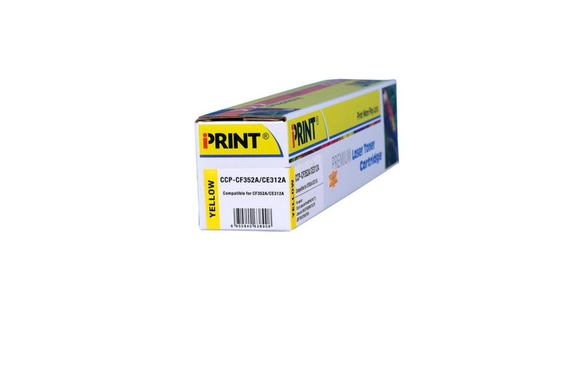 IPRINT CE312A Compatible yellow Toner Cartridge for HP CE312A - Buy online at best prices in Kenya