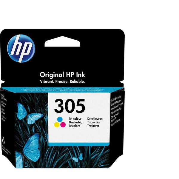 Genuine colour HP 305 Ink Cartridge - 3YM60AE - Innovative Computers Limited