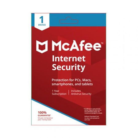 McAfee Internet Security-1 User - Buy online at best prices in Kenya