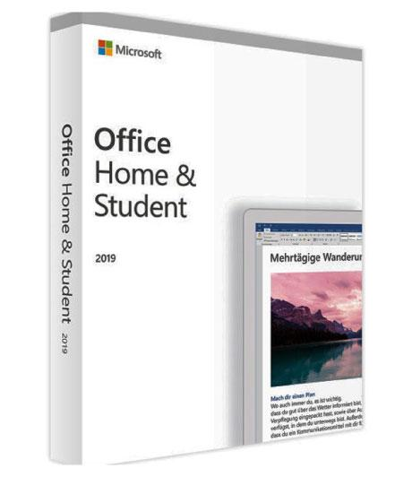 Microsoft Office Home and Student 2019 English Africa Medialess P2 - Buy online at best prices in Kenya