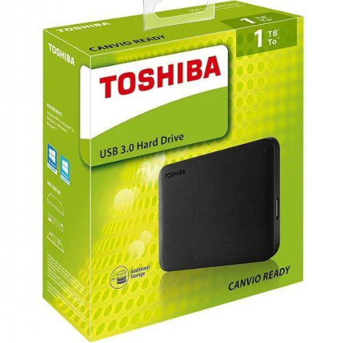 Toshiba 1TB External Hard Drive - Innovative Computers Limited