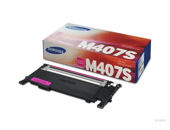 Genuine Magenta Samsung CLT-Y407S Toner Cartridge - Innovative Computers Limited