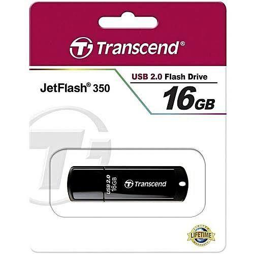 Transcend 16GB Flash Drive - Innovative Computers Limited