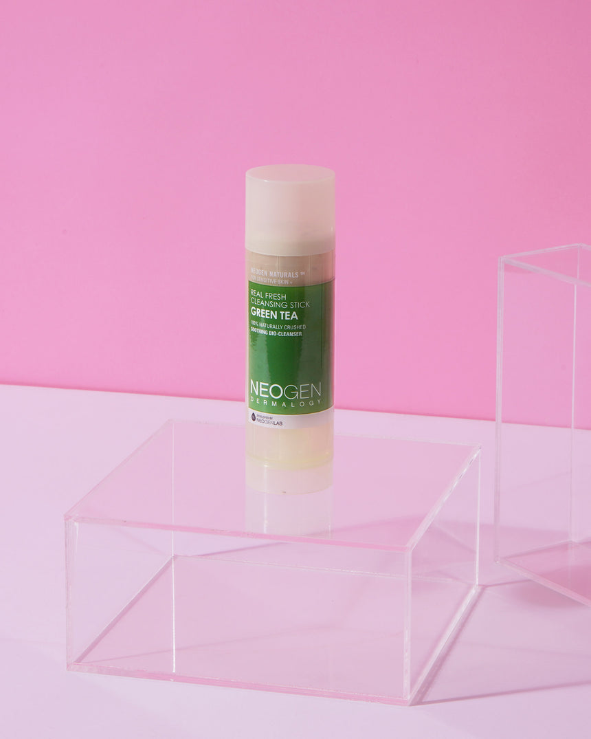 NEOGEN: REAL FRESH CLEANSING STICK GREEN TEA