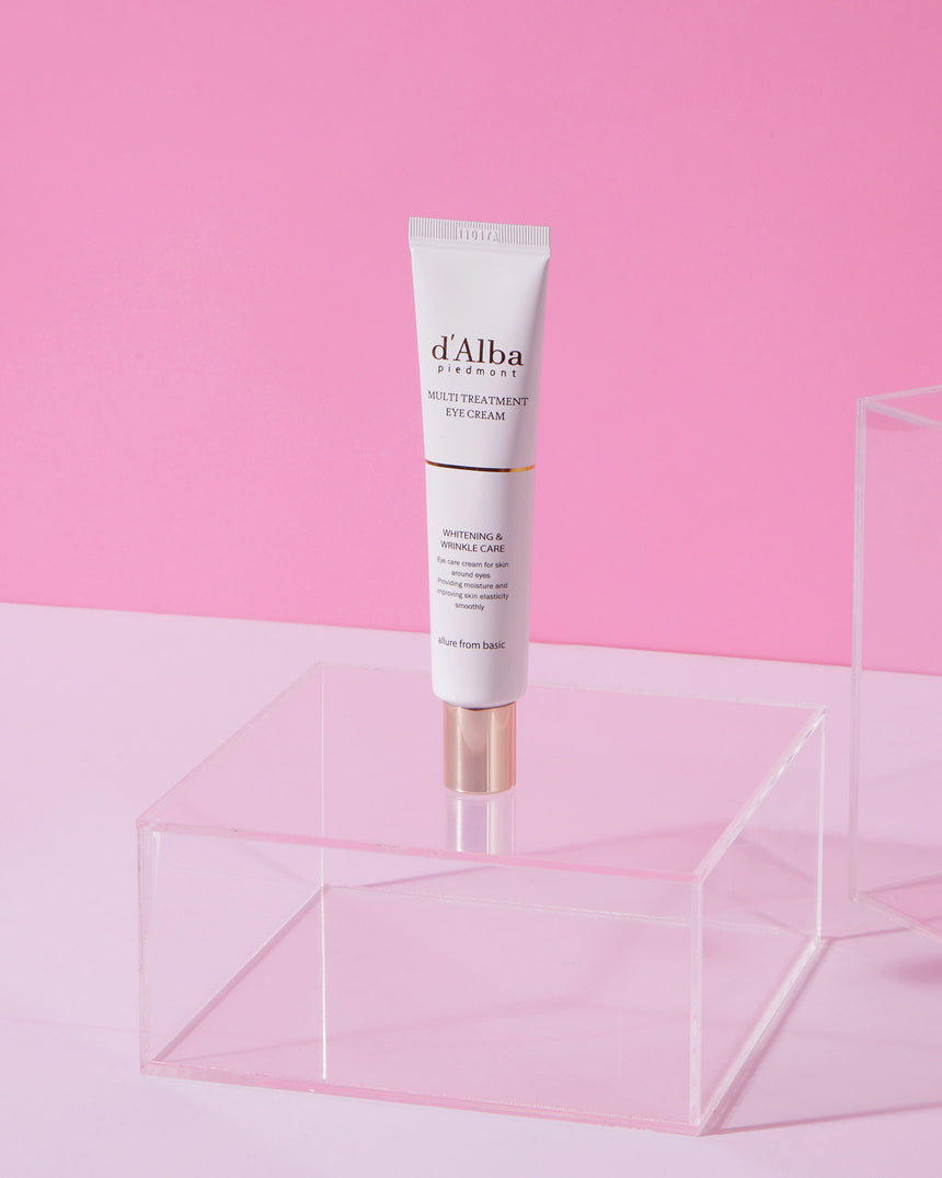 D'ALBA: WHITE TRUFFLE EYE CREAM