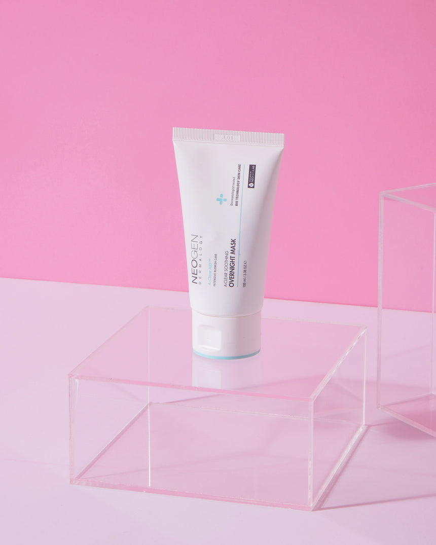 NEOGEN: A-CLEAR BLEMISH SOOTHING OVERNIGHT MASK
