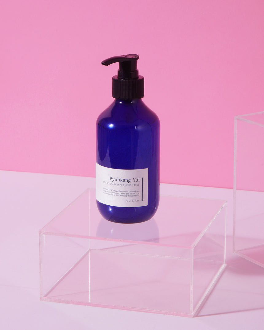 PYUNKANG YUL: ATO WASH & SHAMPOO BLUE LABEL