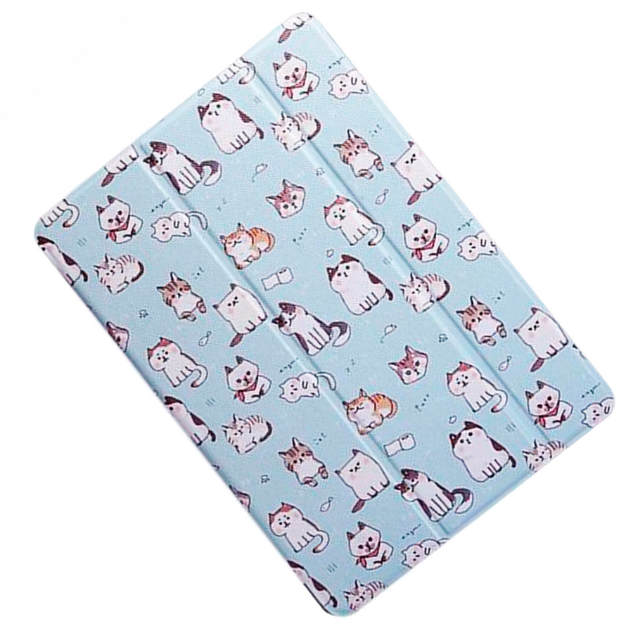 Cats iPad Mini Case-SpringNoir