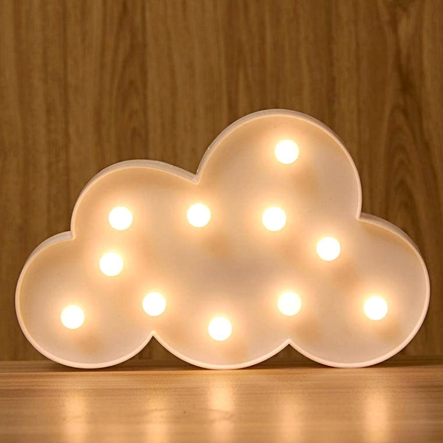 Cloud LED Lamp-SpringNoir