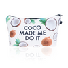 Coco Made Me Do It Travel Bag-SpringNoir