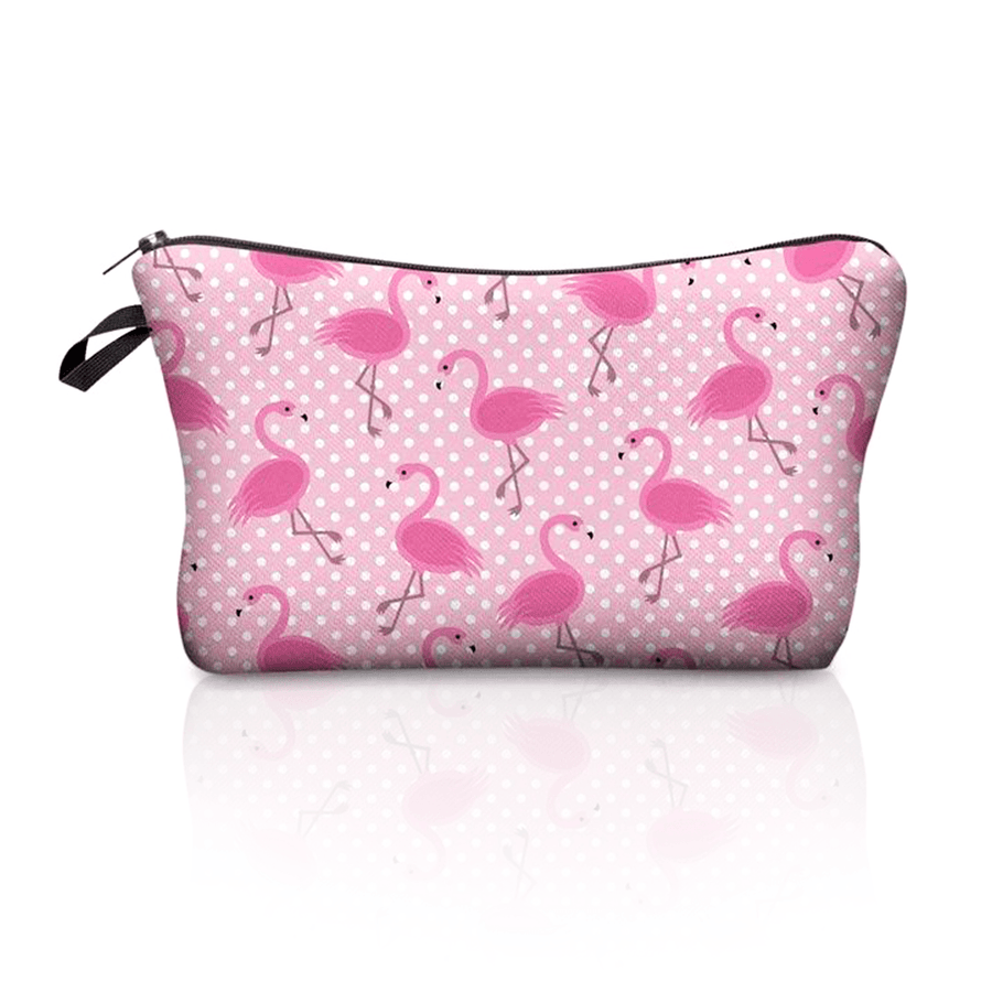 Flamingo Travel Bag-SpringNoir