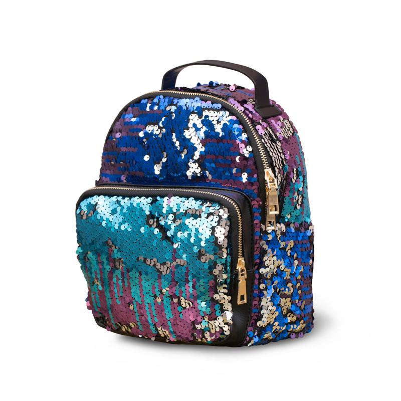Glitter Backpack-SpringNoir