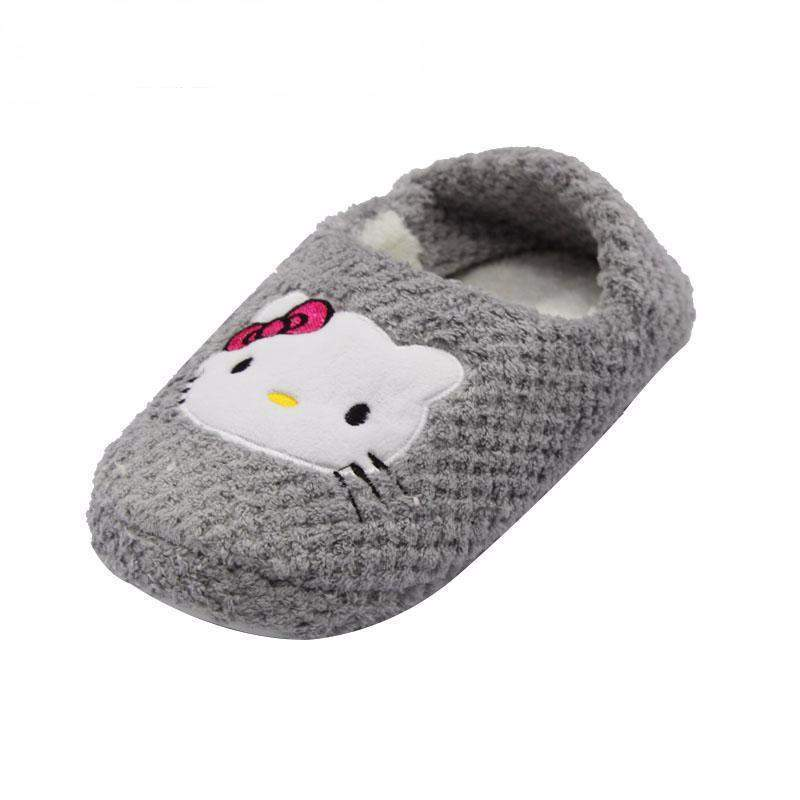 Hello Kitty Slippers-SpringNoir