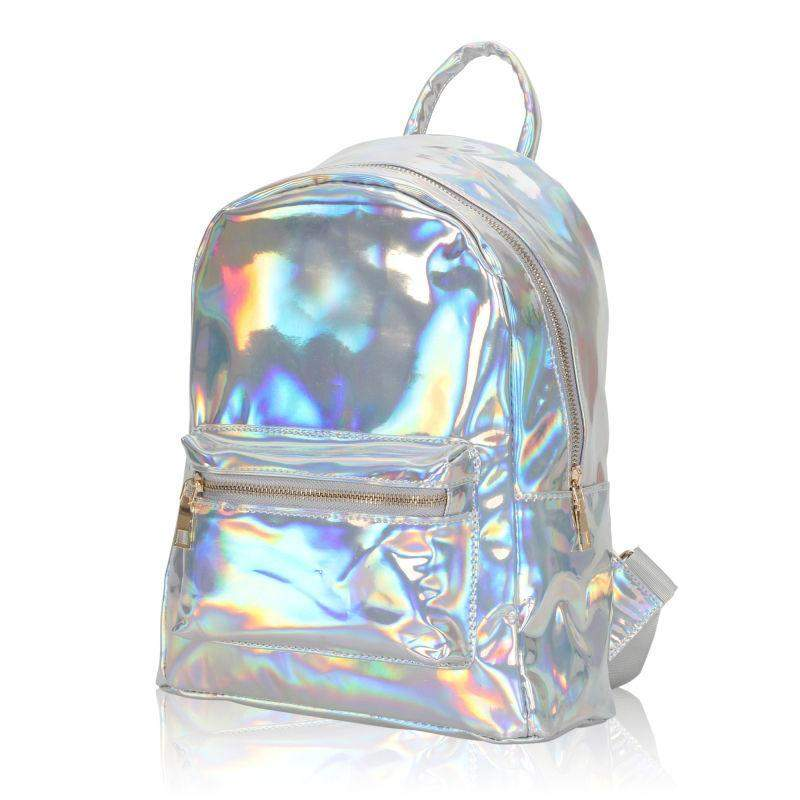 Holographic Backpack-SpringNoir