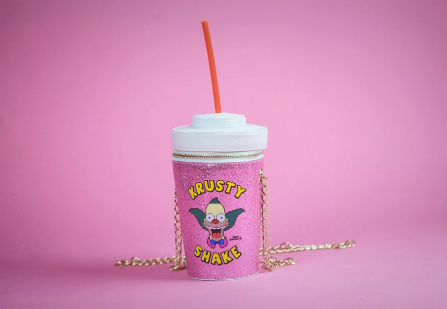 Krusty Shake Simpsons Bag-SpringNoir