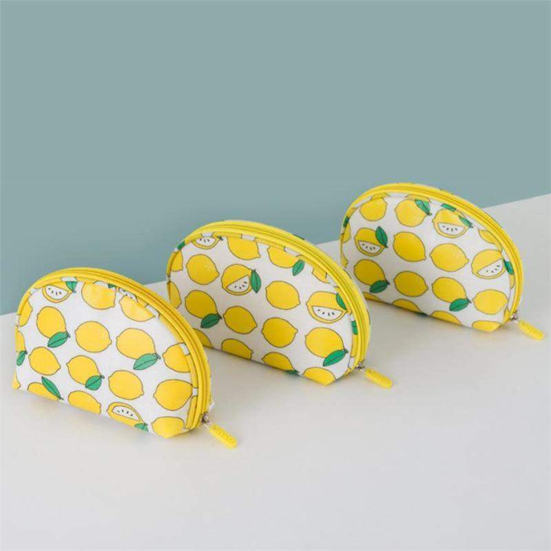 Lemons Travel Bag-SpringNoir