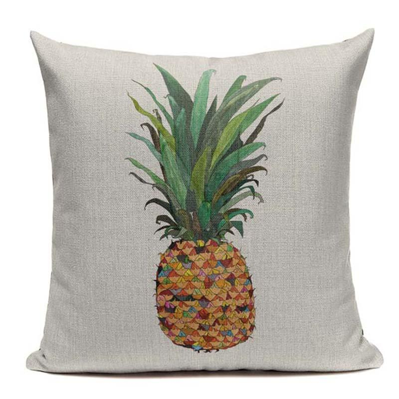 Pineapple Pillow Cases-SpringNoir
