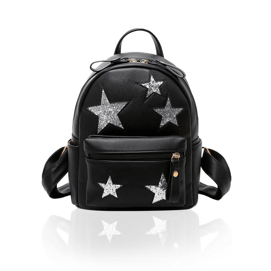 Stars Backpack-SpringNoir