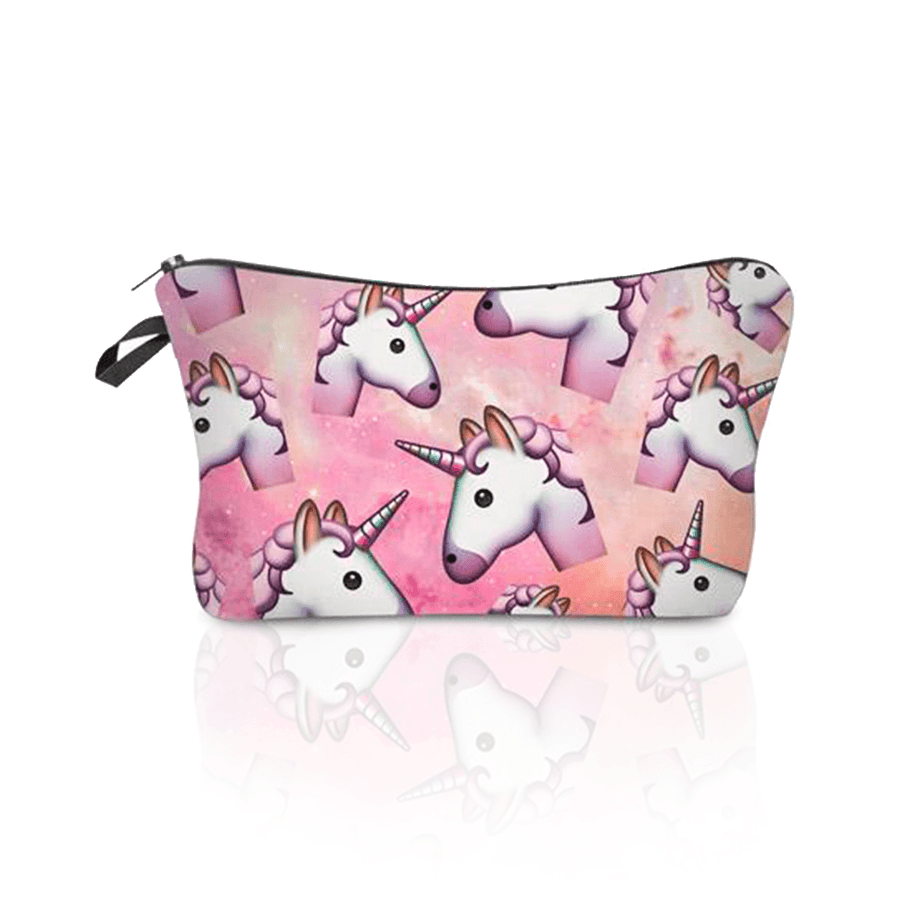 Unicorns Travel Bag-SpringNoir