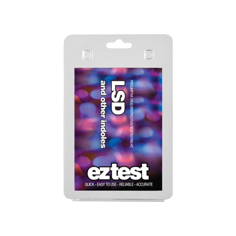 EZ Test for LSD and other indoles