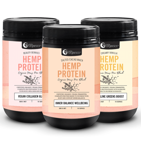 Hemp Protein - Value Pack (3 X 500 gram)