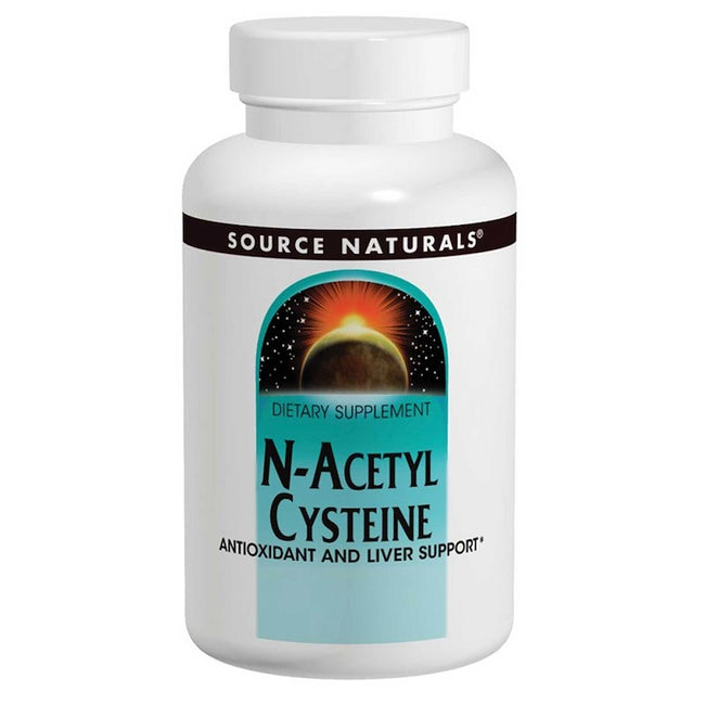 N-Acetyl Cysteine (120 tablets) 600mg Take NAC 1/2 hr Before Drinking or Partying, it works :)