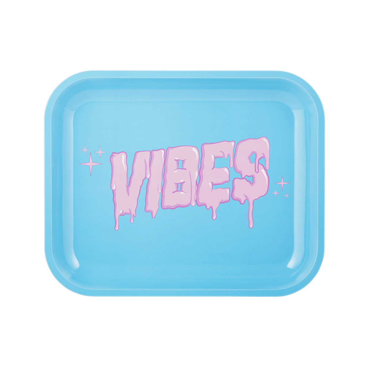 Vibes Catch a Vibe Metal Rolling Tray