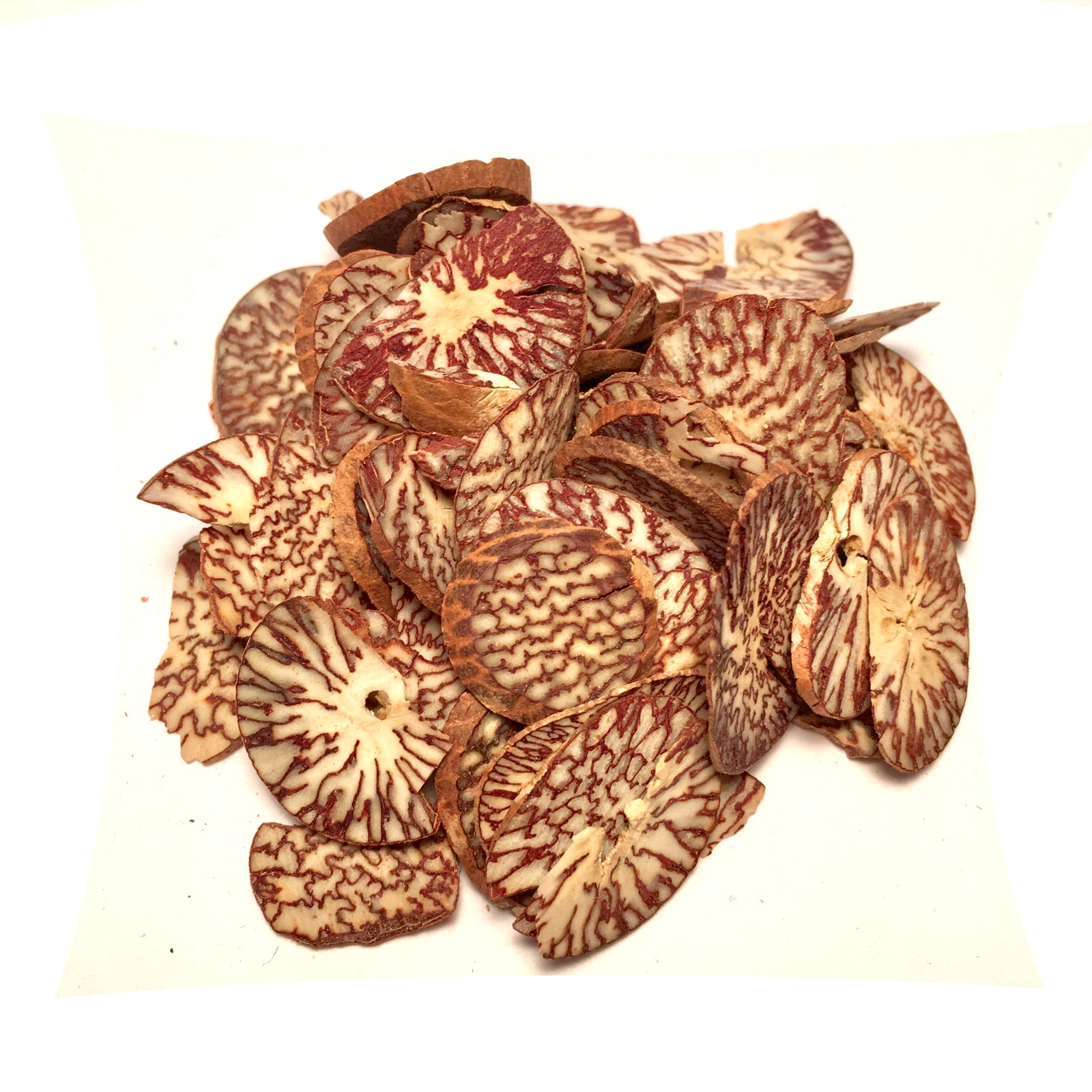 Betel Nut (Areca catechu) A-Grade Supari Nuts (Whole, Sliced or Chips)