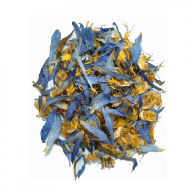 Blue Lotus (20 gram) (Nymphaea caerulea) Organic Blue Lotus Petals - ALLOW 2 WEEKS FOR DELIVERY