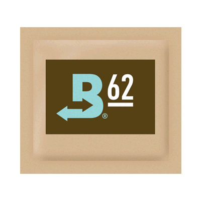 Boveda - 2 Way 62% Humidity Control (Available in 8 gram or 60 gram packs)