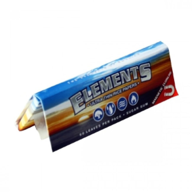 Elements 1 1/4 size - deluxe rolling papers