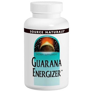 Guarana Energizer (60 tablets) 900 mg
