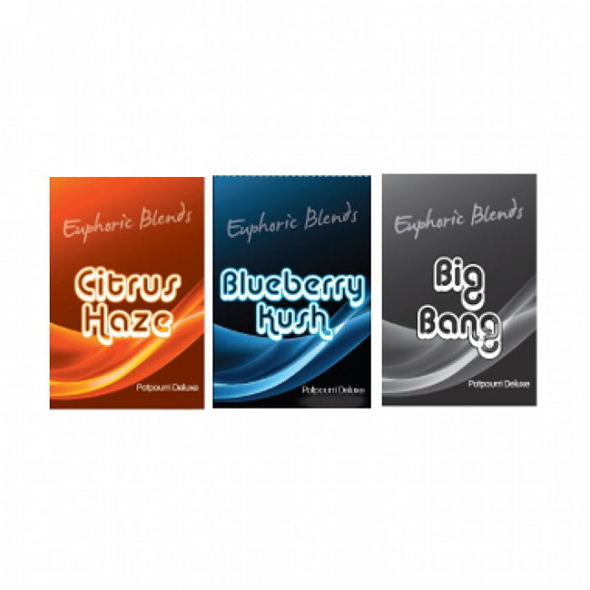 Euphoric Blends™ Happy Pack - Try all 3 of the original Euphoric Blends™ & Save