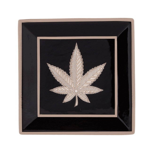 Higher Standards X Jonathan Adler - Hashish Square Tray