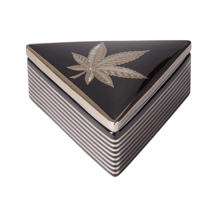 Higher Standards X Jonathan Adler - Hashish Triangle Box