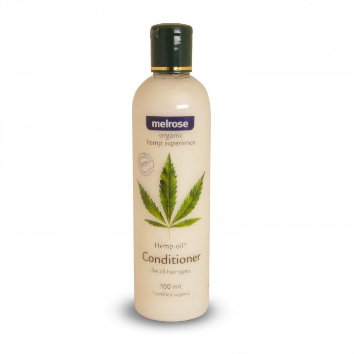 Hemp Conditioner (300ml) Melrose Organic