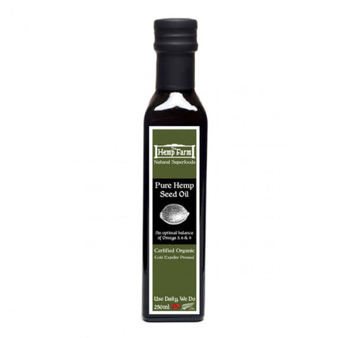 Hemp Seed Oil (250 ml) Hemp Farm