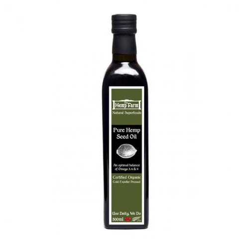 Hemp Seed Oil (500 ml) Hemp Farm
