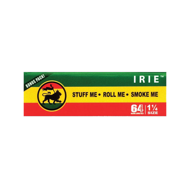 "IRIE Hemp Rolling Papers (1 1/4"" Size)"