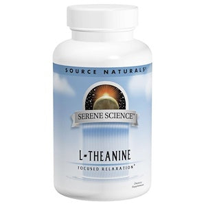 Serene Science® L-Theanine (60 tablets) 200mg - Focused Relaxation