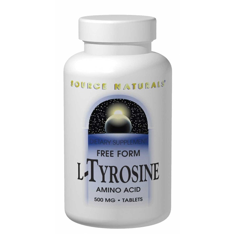 L-Tyrosine (100 tablets) 500mg