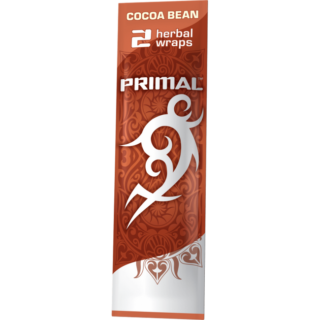 Primal - Cocoa Bean Herbal Wraps (2 pack)