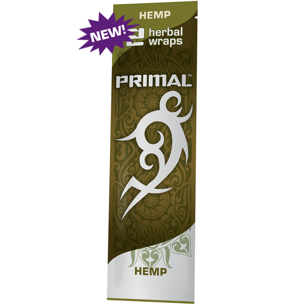 Primal - Hemp Herbal Wraps (2 Pack)