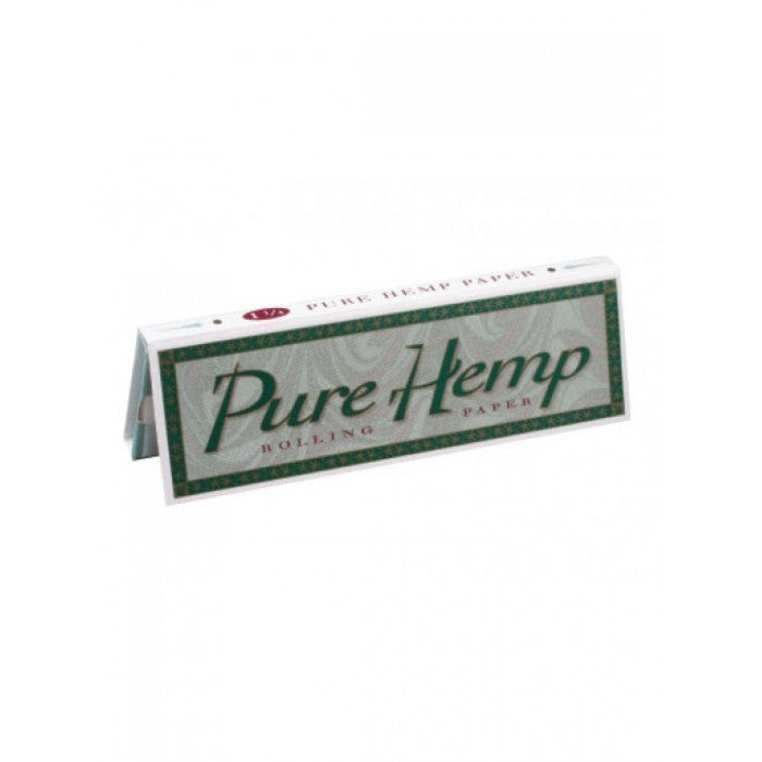 "PureHemp (1 1/4"" size) Classic Rolling Papers"
