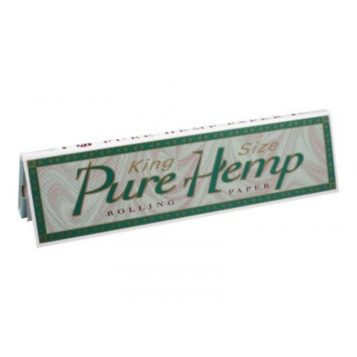 PureHemp Classic Kingsize Rolling Papers