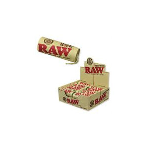 RAW Hemp Wick - 20ft / 6 meter roll - Natural & Unbleached