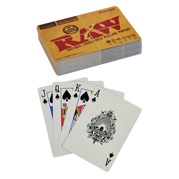 RAW Playing Cards