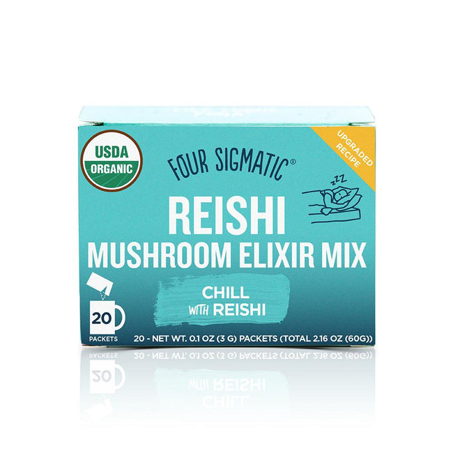 Mushroom Elixir Mix - Chill with Reishi