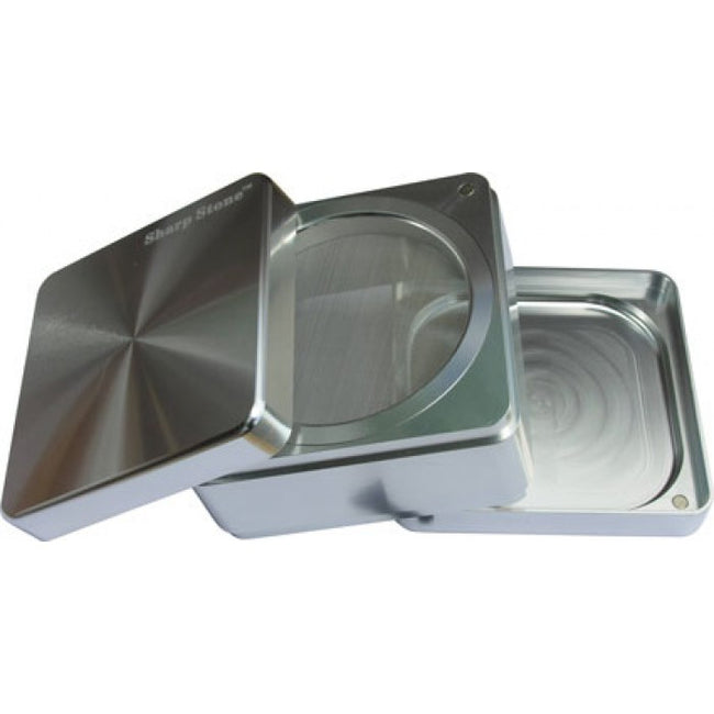 SharpStone® Aluminum Sifter Box with Mesh Screen