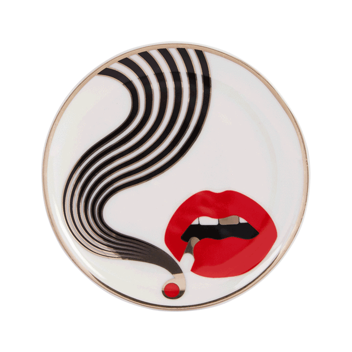 Higher Standards X Jonathan Adler - Smoulder Coasters